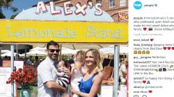 Jimmy Kimmel's Baby Boy Makes 1st Appearance Since Open-Heart