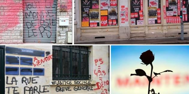 En 2016, le Parti socialiste a souffert, en 2017, il peut disparaître