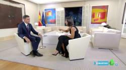 Ana Pastor responde a un diputado del PP que criticó su entrevista a Sánchez en 'El