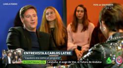 La dura confesión de Carlos Latre: