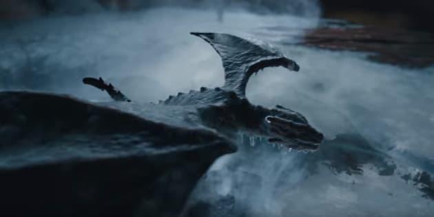 Dans ce premier teaser, le feu et la glace et se livrent un affrontement terrible.