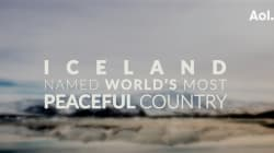 Iceland Named World's Most Peaceful