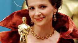 Juliette Binoche pense avoir eu l'Oscar à cause d'un