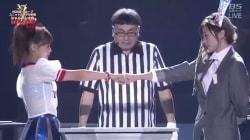 Au Japon, on prend les compétitions de chifoumi très au