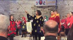 La lycéenne métisse insultée par des identitaires est officiellement devenue Jeanne d'Arc