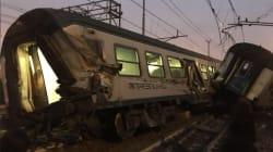 Treno regionale deraglia alle porte di Milano: 3 morti e feriti