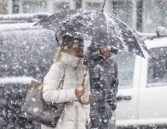 Rain, wintry mix to freeze US region this weekend