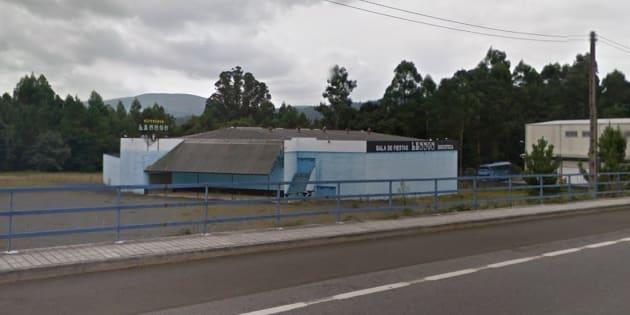 Imagen de la discoteca en la que supuestamente habían tenido lugar los hechos denunciados.