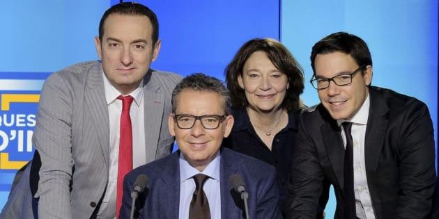 """Frédéric Haziza revient à la présentation de """"Questions d'info"""" ce soir, La Monde et franceinfo se retirent"""