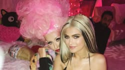Kylie Jenner Dons Xtina Costume To Party With The Real Christina
