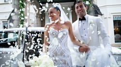 Take A Look At Australian Celebrity Wedding Dresses Through The