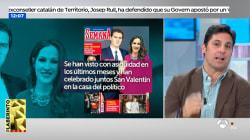 Fran Rivera sorprende en 'Espejo Público' con este mensaje a Albert Rivera por su relación con