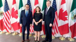 Lento y dividido, así concluye la sexta ronda de negociaciones del TLCAN; México ya ve