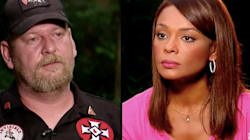 KKK Leader Tells Journalist He'll 'Burn' Her Out Of His