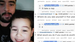 Toddler Invites Reddit To Ask Him Anything, And His Answers