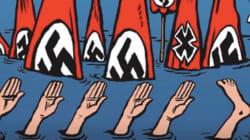 'Charlie Hebdo' + Harvey + nazis =