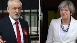 UK Election Results Live: Shock Result Looms For