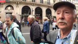 Revivez la manifestation des retraités à Paris contre la hausse de la