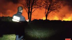 Dos detenidos por los incendios en Cantabria, donde hay 17
