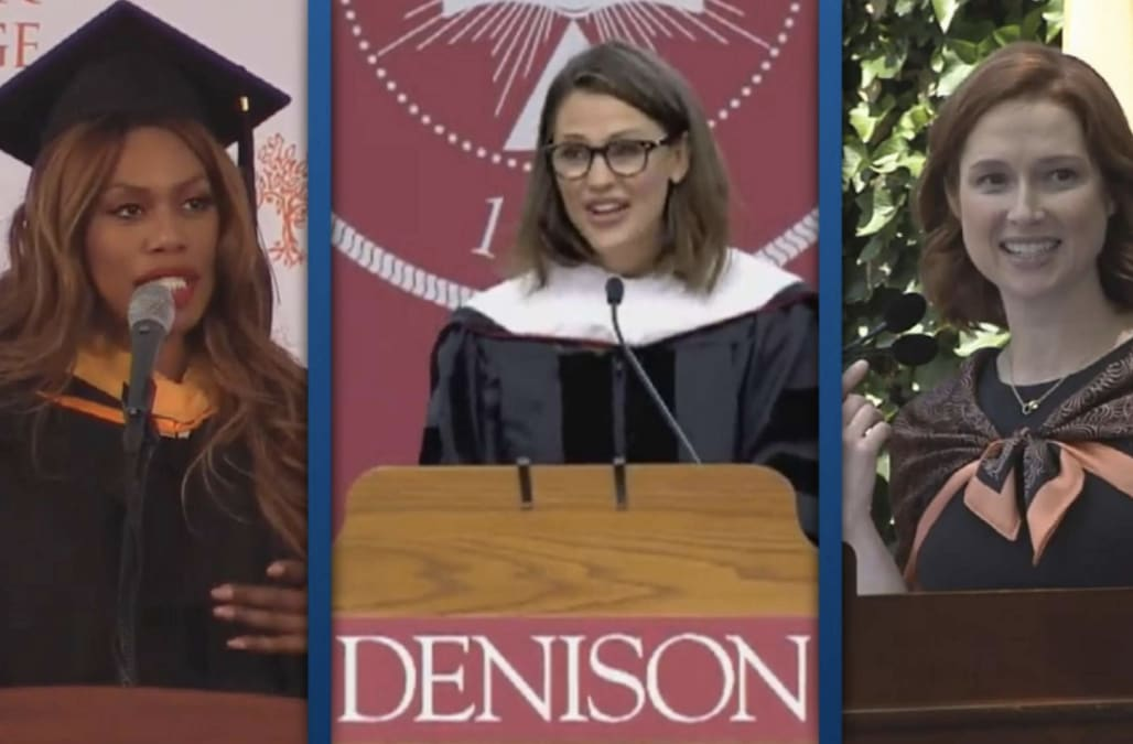 Graduation 2019: See the best celebrity commencement speeches! 1