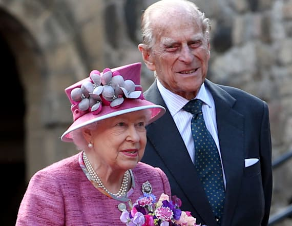 Prince Philip's nickname for the queen is too cute