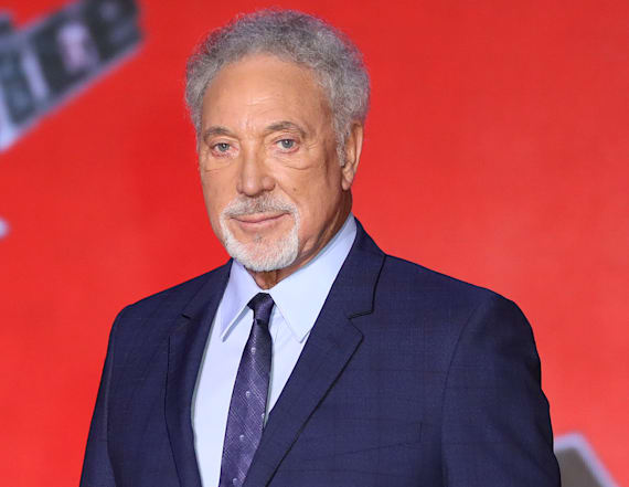 Tom Jones opens up about sexual harassment