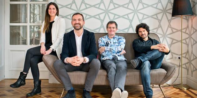 Equipo de Pingüino, Torreblanca & Partners.