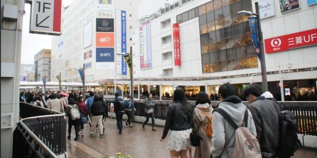 JR町田駅周辺
