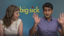Kumail Nanjiani And Emily V Gordon Recreated Their Lives For 'The Big