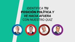 Descubre con qué candidato a la presidencia de México tienes más