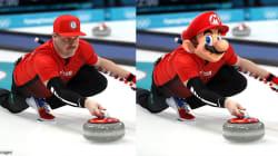 平昌オリンピック「マリオそっくり」選手が大人気。チーム公式Twitterも悪ノリ
