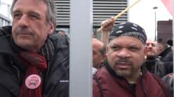 Les éboueurs parisiens en grève: