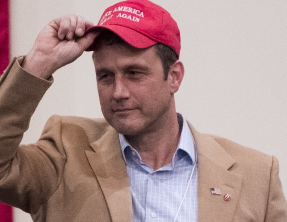 White nationalist loses race for Paul Ryan's seat