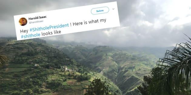 """Les Haïtiens d'Amérique réagissent aux propos de Trump sur """"les pays de merde"""""""