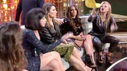 Nagore Robles, Ares Teixidó y Amor se enzarzan con Belén Esteban en el debate 'GH