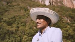 Casi tres minutos de bellos escenarios mexicanos que nos harán reenamorarnos de nuestro