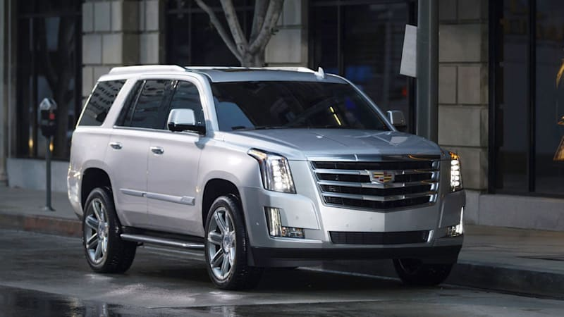 Cadillac Escalade gets $10,000 discount to ward off Navigator