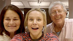 Kristen Bell Heroically Saved Josh Gad's Parents From Hurricane