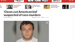 When The Media Treat White Suspects And Killers Better Than Black