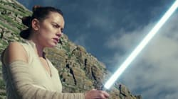 The New 'Star Wars: The Last Jedi' Trailer Is