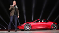 Elon Musk Might Give His Insane New Sports Car The Ability To
