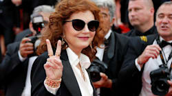 Susan Sarandon Says 'We Would Be At War' If Hillary Clinton Had