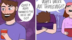 12 Comics For Couples Who Can Just Be Themselves Around Each