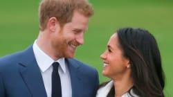 Prince Harry And Meghan Markle Announce Their Wedding