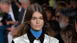 These Pics Of Cindy Crawford's Daughter, Kaia Gerber, Will Give You Déjà