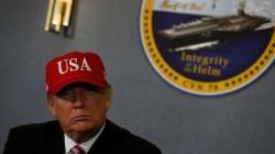 Trump ha decidido que el cambio climático ya no es una amenaza para la seguridad