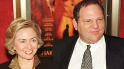 Hillary Clinton Breaks Silence On Harvey Weinstein Sexual Assault