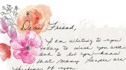 Sobrevivientes de cáncer juntan 80 mil cartas de amor para otras mujeres con cáncer de