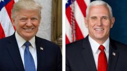 Trump acaba de revelar su retrato oficial y los tuiteros ya le están haciendo un cambio de