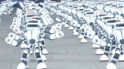 Massive Robot Army Is Here To Destroy Your Foolish World